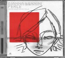 """GIANNA NANNINI - RARO SACD CD """" PERLE """""""