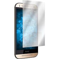 4 x HTC One Mini 2 Film de Protection Miroir Protecteurs Écran