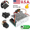 10-55V 100A 5000W Reversible DC Motor Speed Controller PWM Control Soft Start US