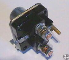 Starter Solenoid for Ford Escort 1 1.6 litre 1600cc 1968-75