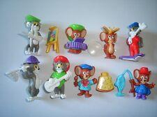 Tom & Jerry 98 Kinder Surprise Figures Set Hanna Barbera Figurines Collectibles