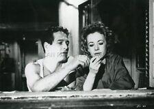 PAUL NEWMAN PIPER LAURIE  L'ARNAQUEUR THE HUSTLER 1961 VINTAGE PHOTO