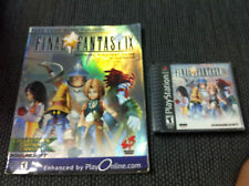 Final Fantasy IX  (Sony PlayStation 1, 2000)COMPLETE WITH GAME GUIDE