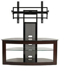 TransDeco TV Stand w/ Universal Mount 42 46 50 52 55 60 65 70 inch LCD LED TV