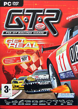 G.T.R: FIA GT RACING GAME  -  PC GAME *** Brand New & Sealed ***