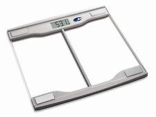 Glass Digital Bathroom Scale Auto on/off 330lb Health Weight Modern Sleek