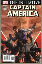 Captain America #30-2007 nm- Ed Brubaker Death of Captain America
