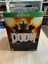 JEU XBOX ONE - DOOM COFFRET EDITION COLLECTOR