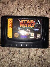 Star Wars Arcade (Sega 32X, 1994)