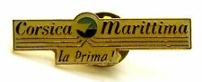 Pin Spilla Compagnia Di Navigazione - Corsica Marittima
