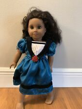 American Girl Doll Cecile African American 2011 Full Size Original Clothes
