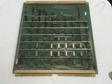 USED GIDDINGS & LEWIS 502-02724-51,501-02984-01,CONSOLE INTERFACE PLC BOARD GF
