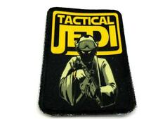 Tactical Jedi Cosplay Airsoft Sublimated Morale Patch