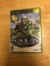 Halo: Combat Evolved (Microsoft Xbox, 2001) Pre-Owned