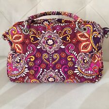 Vera Bradley Chain Bag In Retired Safari Sunset