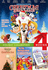 CHRISTMAS IS HERE AGAIN HOLIDAY MOVIE COLLECTION 4 MOVIES (DVD, 2013) NEW
