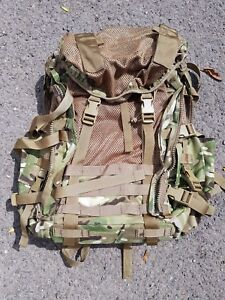 New British Army ECM Karrimor SF Bergen Daysack MTP Limited Stock!!!