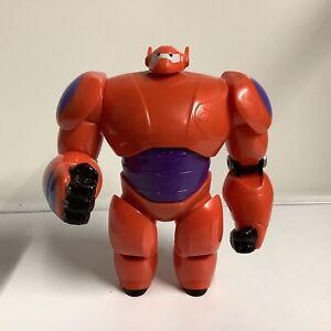 "Disney Big Hero 6 Baymax Action Figure 6"" Bandai 2014 Punching Action"