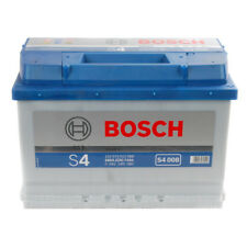 S4008 S4 096 Car Battery 4 Years Warranty 74Ah 680cca 12V Electrical By Bosch