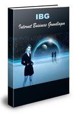 IBG - Internet Business Grundlagen - Report / eBook (PDF/Word) - PLR-Lizenz