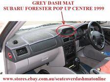 DASH MAT, DASHMAT SUBARU FORESTER 1999 GREY, POP UP  CENTRE