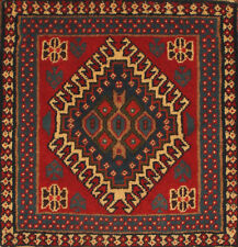 Oriental Persian Rug Real Hand-knotted nr. 4322 (42 x 42)cm 4666