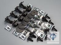 42 Teile Unterfarschutz Motorschutz Repair Kit Clips Audi A6 C5 A6 C6