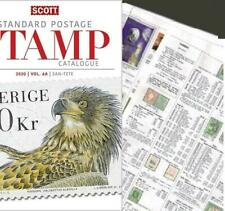 Saudi Arabia 2020 Scott Catalogue Pages 47-80