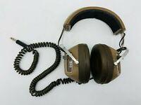 Vintage KOSS K/6ALC Headphones Dual Volume Controls Ear
