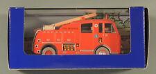 Tintin Herge voiture 42 Camion des Pompiers Ile Noire atlas 1/43