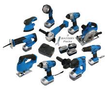 10 Stück 18V Li-Ion Akku Werkzeug Set CT3658