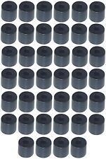 40 Gummifüße Ø 38 x 33 mm Stahleinlage Adam Hall 4913 Gerätefuß Möbelfüße Gummi
