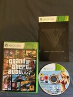 Grand Theft Auto V (GTA 5) Xbox 360 - Install Disc 1 Only - FAST COVER REPRINTED