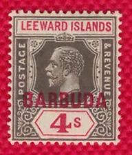 1922 Barbuda 8 MNH - XF- Beautiful Stamp! - RARE