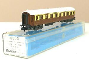 RIVAROSSI 9555 N Salon - Wagen Pullman C.I.W.L. Orient Express 4018 E Ovp #2