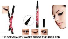 Imported Waterproof Eyeliner Pen Women Eye Liner Makeup Black Kajal Make Up