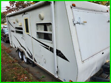 2009 24' Rockwood Roo 232 Hybrid Beautiful and Clean Inside 3 Pop Outs