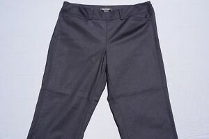 White House Black Market Comfort Stretch Slim Ankle Casual Pants Women's Size 8