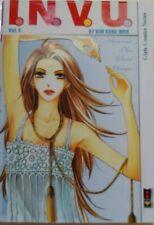 I.N.V.U. dal 1 al  N 4  d/book Da Edicola Mai Letti!!