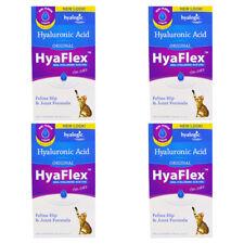 4X HYALOGIC LLC HYAFLEX FOR CATS ORAL HYALURONIC ACID HA ORIGINAL PET HIP CARE