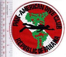 SCUBA Diving Panama Pan-American Dive Club Buceo Panama Club de Buceo Pan Americ