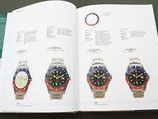 """VINTAGE ROLEX SPORTS MODELS"" SUBMARINER GMT-MASTER WRIST WATCH REFERENCE BOOK"