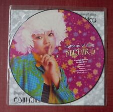 "SULTANS OF PING - Michiko (1993 Limited Edition 4 trk PICTURE DISC 12"" Single)"