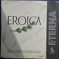 Beethoven - Symphony No. 3, Eroica, KONWITSCHNY, SK Dresden, Eterna 820001 MONO