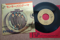 """THE MONKEES THEME / DAYDREAM BELIEVER - 1973 RARE 7"""" SINGLE JAPAN PRESSING MINT"""