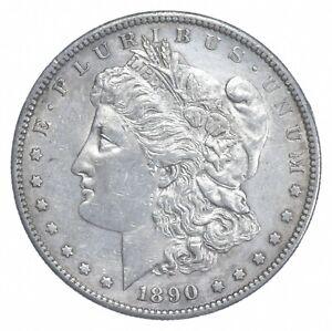 AU/Unc - 1890-S Morgan Silver Dollar $1.00 High Grade *332