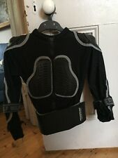 Wulfsport  Kids BMX Body Armour             Years 9-10