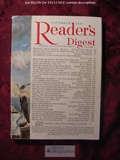 Reader's Digest November 1958 Betty Friedan Max Eastman Corey Ford Albert Ryder