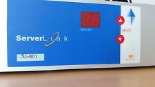 KVM ServerLink SL-801 Diamond Systems 8 Port KVM system