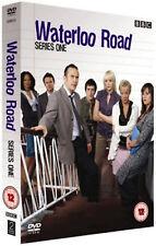 WATERLOO ROAD COMPLETE SERIES 1 DVD First Season Jamie Glover UK New Sealed R2
